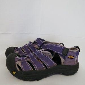 Keen Children's 1 EU 33 Sports Sandals Purple